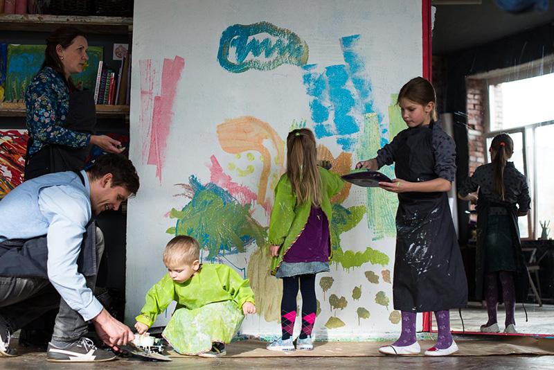 Как устроить отдых с детьми по-другому?