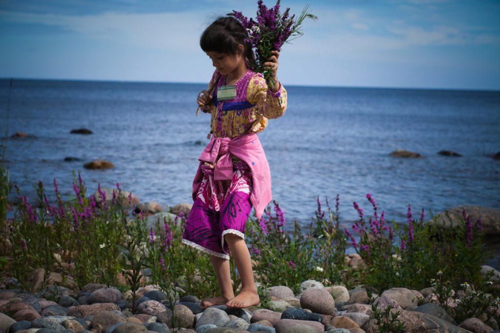 Фестиваль дитя природы